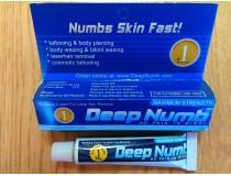 Анестезия для татуажа Deep Numb