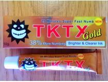 Анестезия TKTX Gold  для татуажа