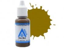 Пигмент Olive Mod для татуажа, , 1 232.00грн., AQ-706, , Пигменты Aqua и Velvet (Li Pigments, USA)