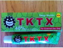 Анестезия для татуажа TKTX 40%