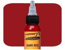 Пигмент Dark Red 1/2 для тату, , 177.13грн., Et-E05 1/2, США, Пигменты Eternal (Eternal Ink, USA)