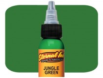 Пигмент Jungle Green 1/2 для тату, , 177.13грн., Et-E46 1/2, США, Пигменты Eternal (Eternal Ink, USA)