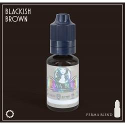 Пигмент Blackish Brown для татуажа