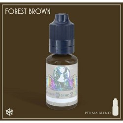 Пигмент Forest Brown для татуажа