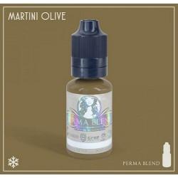Пигмент Martini Olive для татуажа
