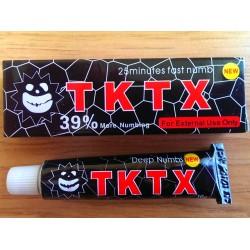 Анестезия для татуажа TKTX 39%
