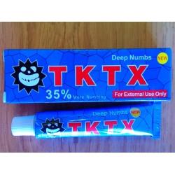 Анестезия для татуажа TKTX