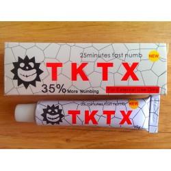Анестезия для татуажа TKTX 35%