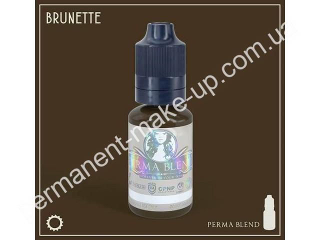 Пигмент Permabland Brunette для татуажа