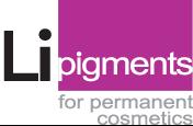 Пигменты Aqua и Velvet (Li Pigments, USA)