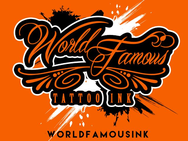 Пигменты World Famous (World Famous Ink, USA)